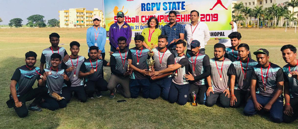 Winners Softball 2019 Engineering Students